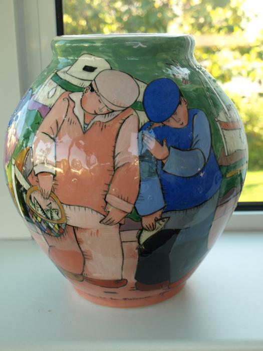 Un nouveau vase, de nouvelles créations à venir