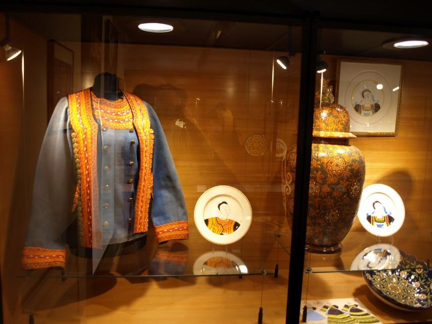 Exposition au Musée de la faïence à Quimper